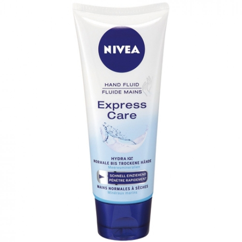 4 x Nivea Handcreme Express Care 100ml