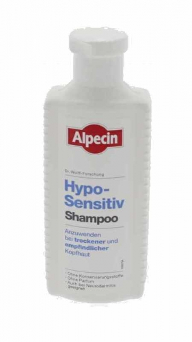Alpecin Shampoo 250ml Hypo Sensitive