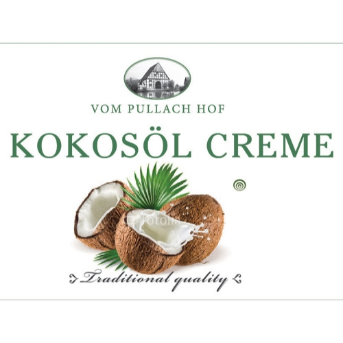 3 x Kokosöl Creme 250ml - traditional quality