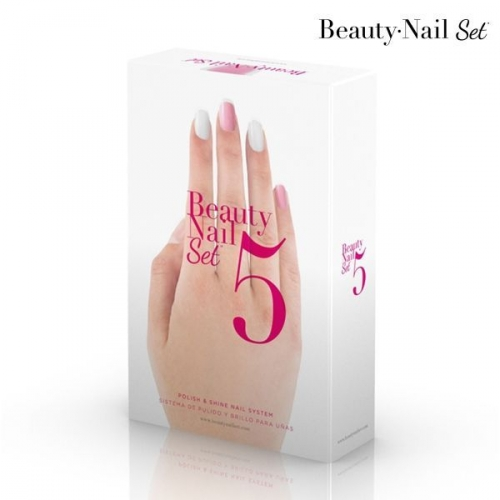 Beauty Nail Set 5 Nagelpolierer