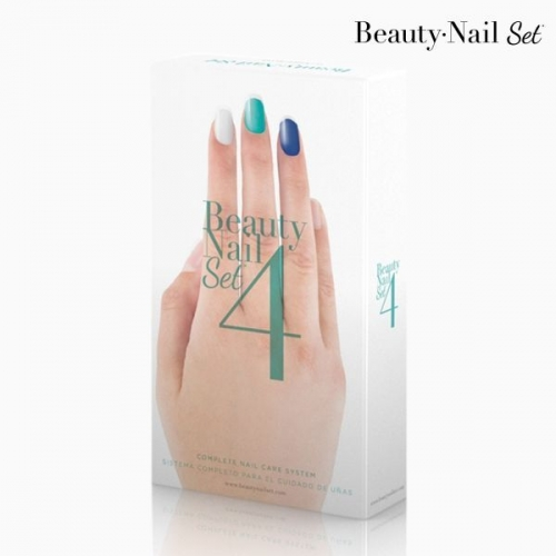Beauty Nail Set 4 Nagelpolierer