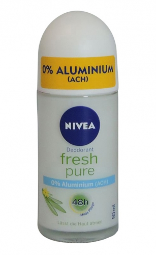Nivea Deoroller 50ml - Typ: fresh pure