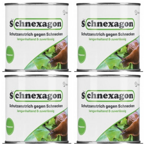 4 x Schnexagon 375ml